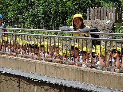 春季遠足(上野動物園)