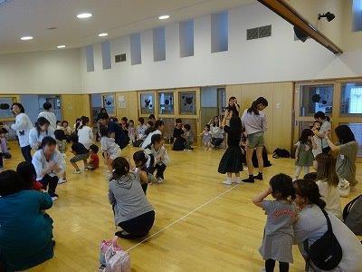 プレ保育(2歳児教室)